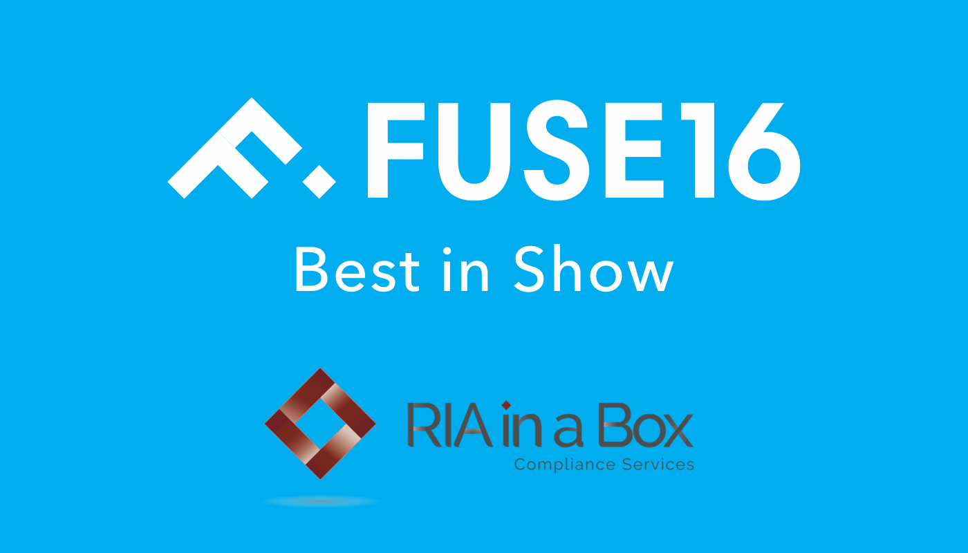 fuse 2016 award winner ria in a box