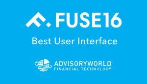 fuse 2016 award winner advisoryworld