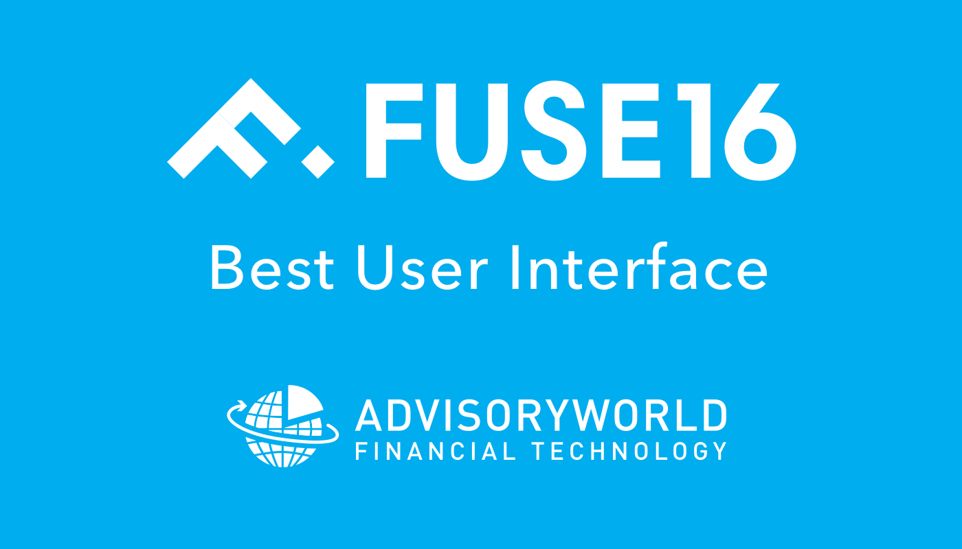fuse 2016 award winner advisoryworld