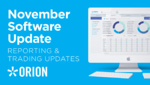 November trading updates