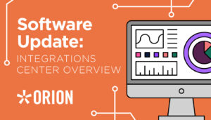 orion integrations center