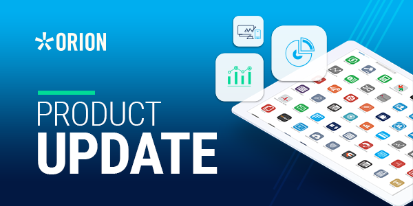 August 2018 Software Update: Full Release Notes - Orion Advisor Services